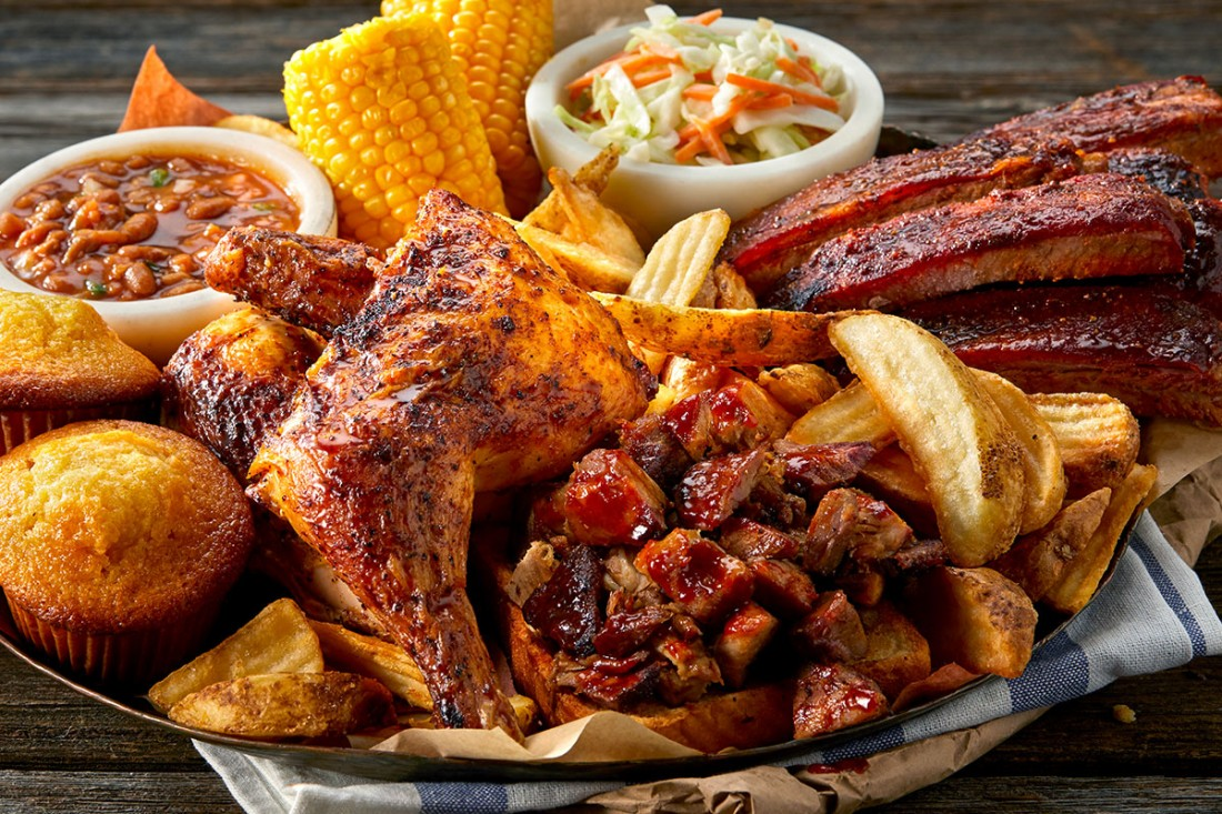 Deals and Promotions from Famous Dave's in the DMV area - Feast_For_2