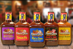 BBQ Catering Menu: Award-Winning Barbecue in DMV | Famous Dave's - Sauces