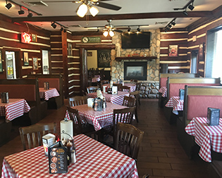 Famous Dave's Laurel MD - BBQ Restaurant - Award Winning Barbecue Ribs - interior-laurel